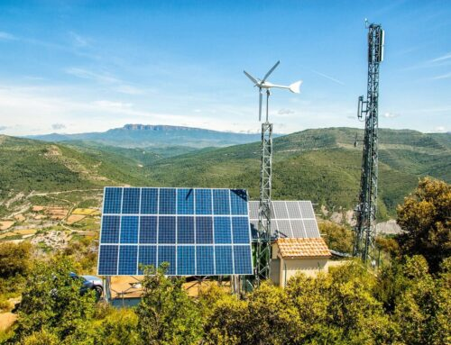 Small Wind Energy and Hybrid Renewables in the Telecoms Sector