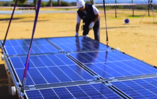 Off-grid energy systems